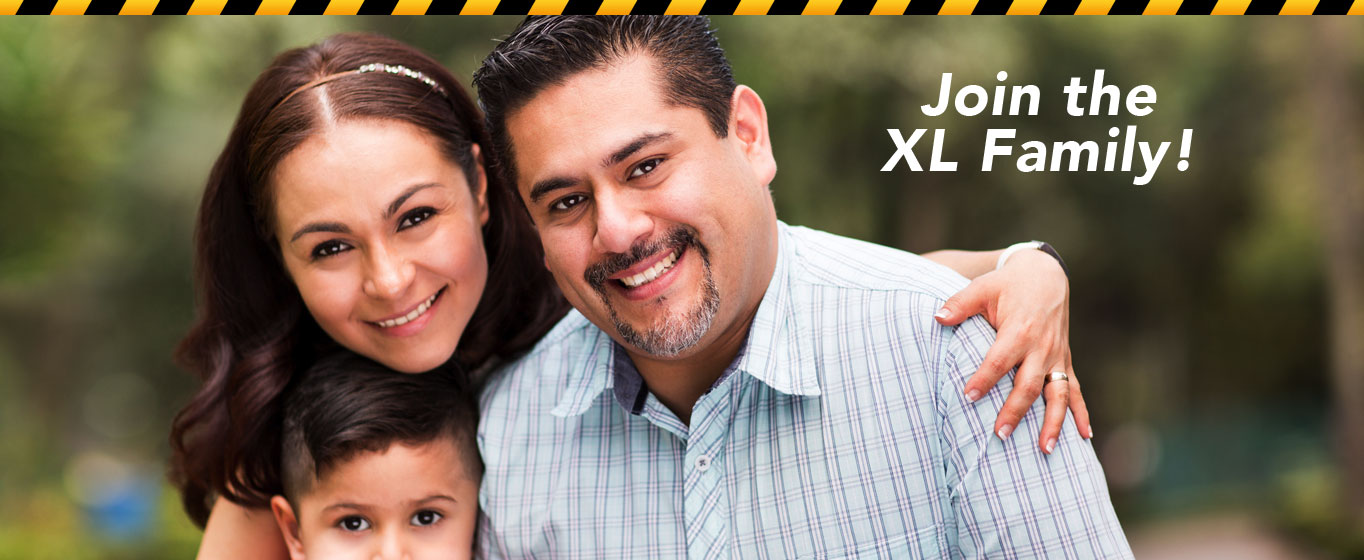 join the XL family